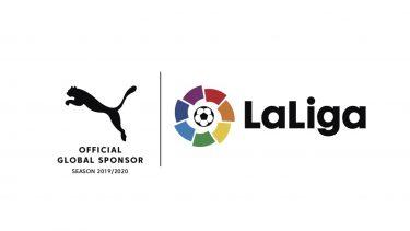 PUMA、LaLigaとのオフィシャルパートナー契約を締結