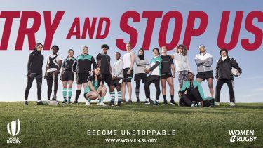 ワールドラグビー、女子ラグビーのグローバル・キャンペーンを新たに展開。世界規模で参加拡大目指す