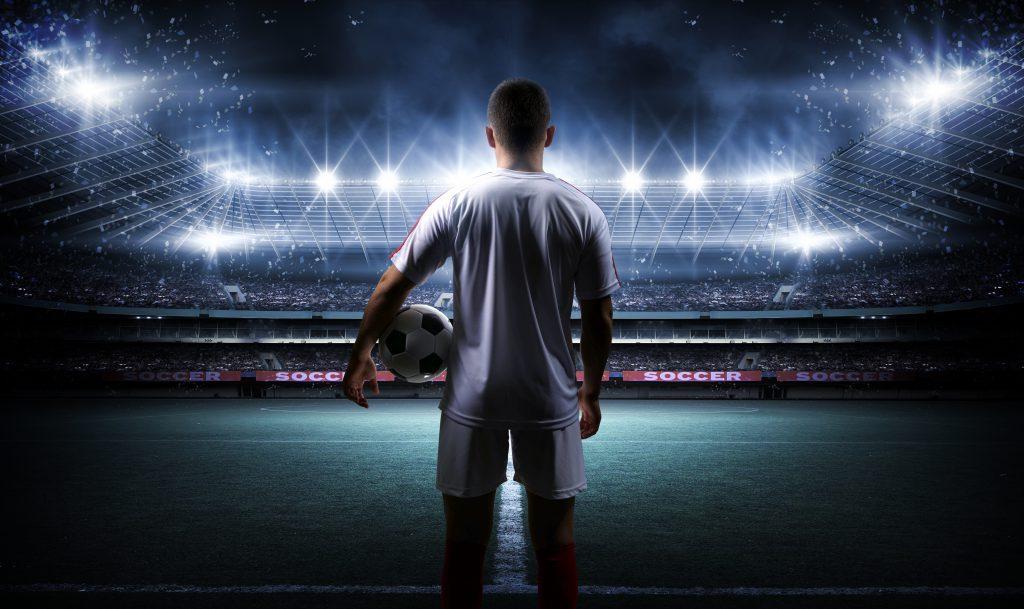サッカー、IT