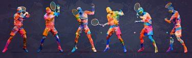 IoT製品やSNSの活用など多様化するテニスのマーケティング
