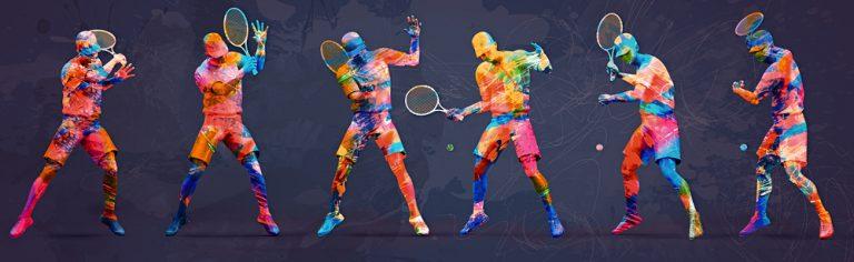テニス、IOT