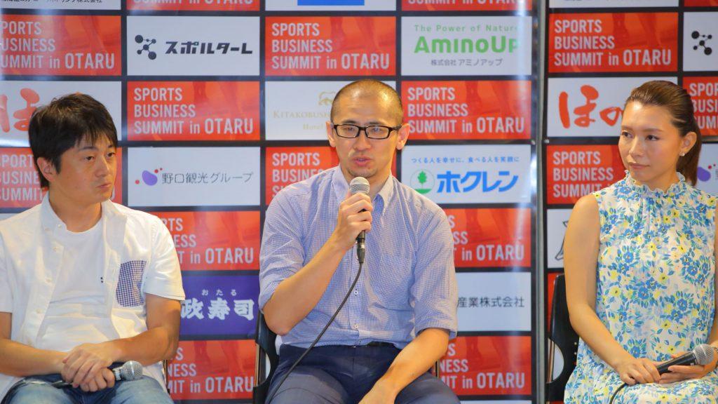 Hokkaido Nippon-Ham Fighters Hiriyuki Sasamura