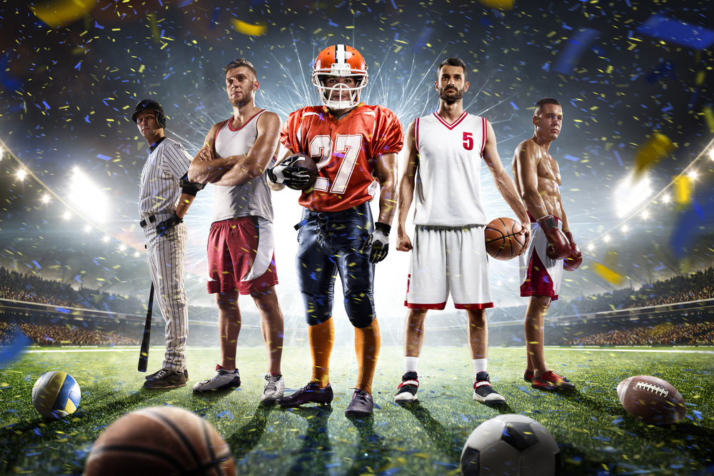 american football basketball boxing baseball