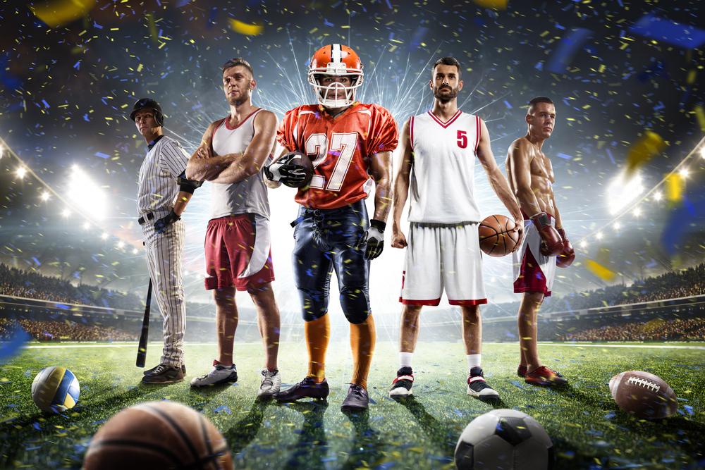 american football basketball boxing baseball