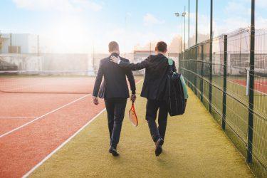 テニスにおけるスポーツビジネスとAIやIT技術の導入にみる変化