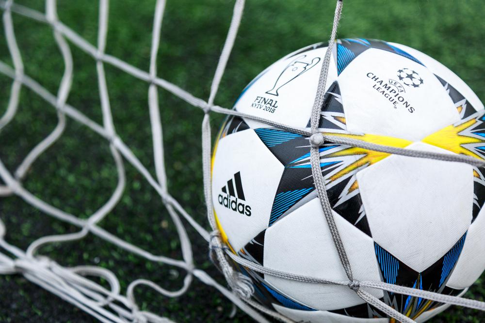 soccer UEFA Champions League