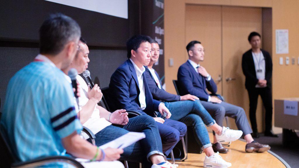 Global Sports Business Conference 2019 Yasuhide Okabe Fumiaki Koizumi Akito Takata Kazufumi Watanabe Hiroto Hori