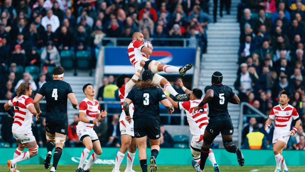 Rugby Worldcup2019 Japan