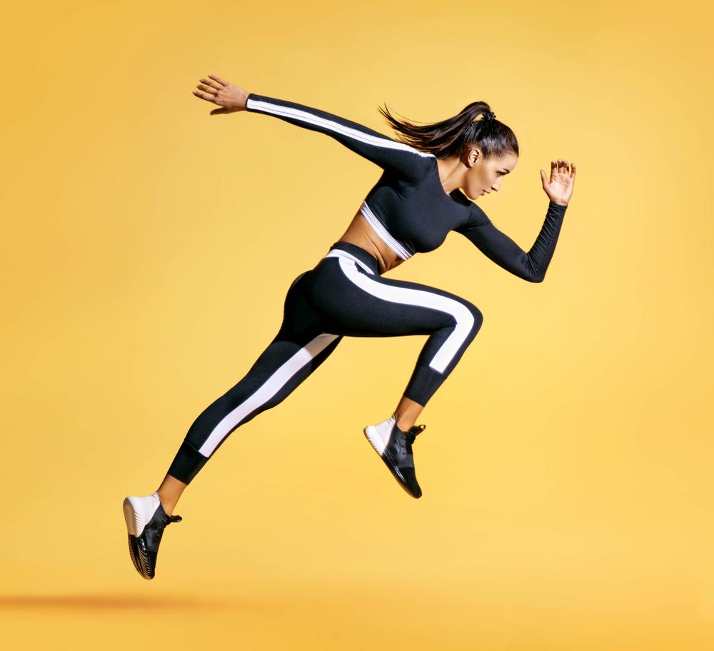 Woman Sports