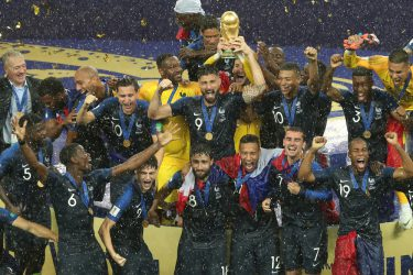 2022年カタールで開催されるサッカーワールドカップのスポンサー 一覧