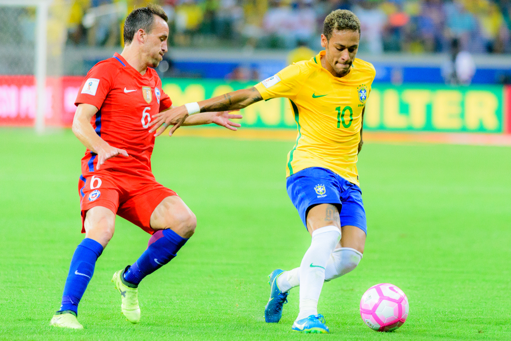 Neymar Football Soccer Worldcup