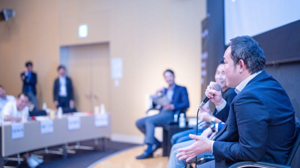 Global Sports Business Conference 2019 Nobuo Motosawa