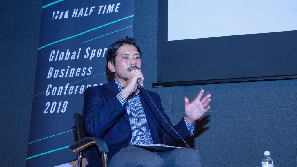 Global Sports Business Conference 2019 Keita Suzuki AuB