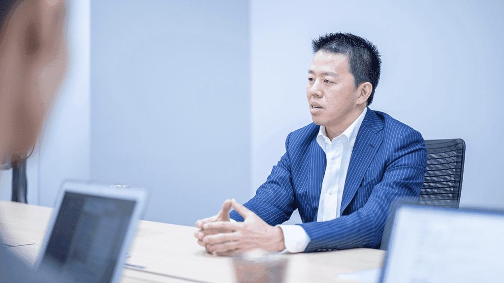 Akito Takata Japanet Holdings