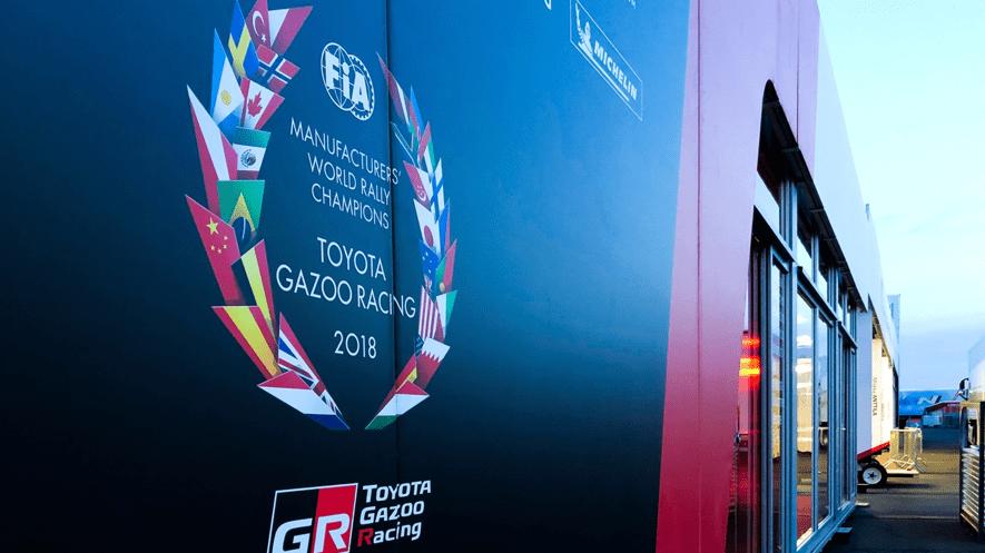 TOYOTA GAZOO Racing2018