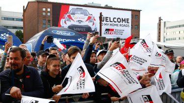 栄光の先に夢見るもの〜トヨタのモータースポーツ戦略#3: ラリー文化を、いかに日本で醸成するか