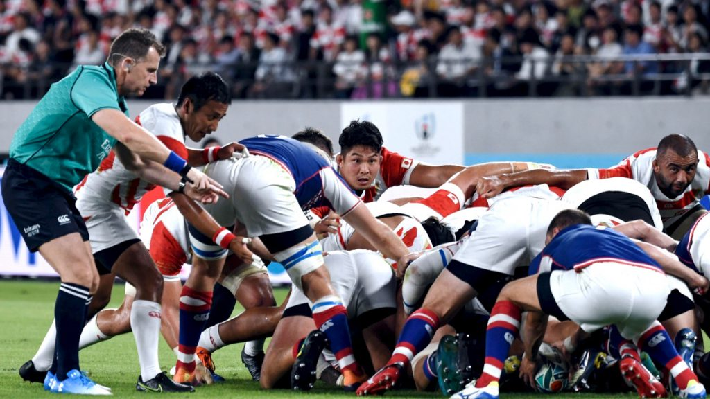 Rugby Rugby Worldcup 2019 Japan