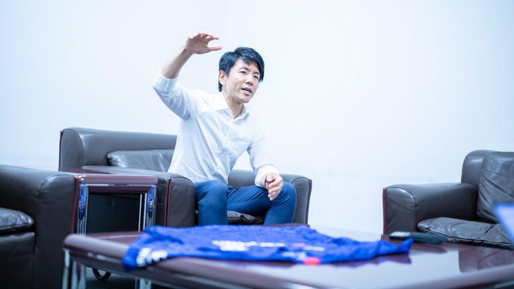 Kazuyoshi Sekiguchi YokohamaTyres ChelseaFC