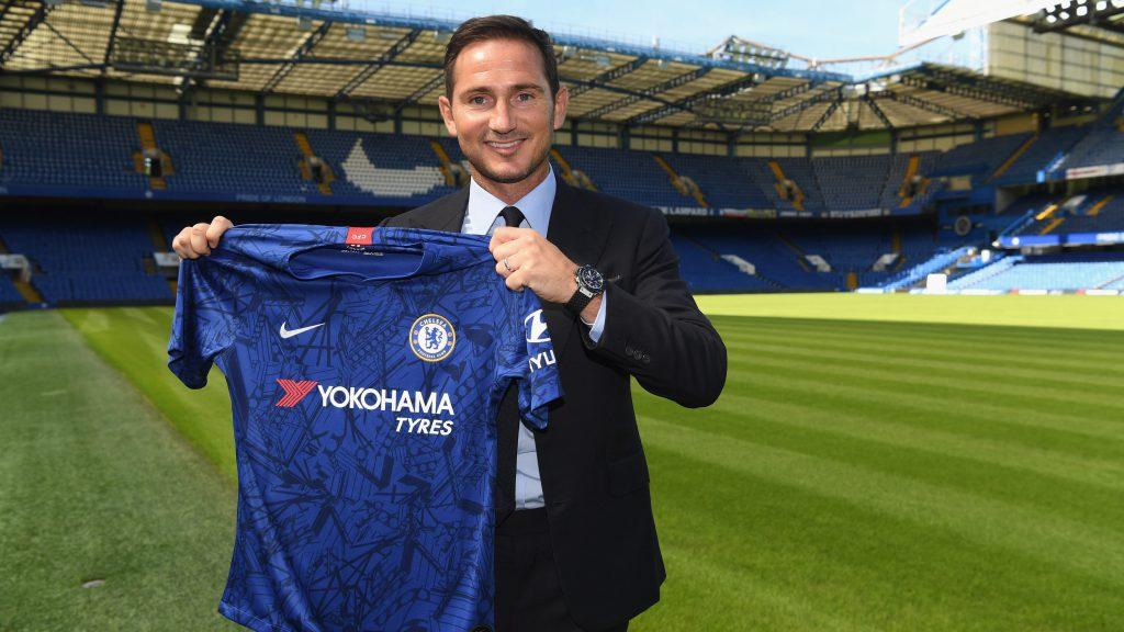 Chelsea FC Frank Lampard Yokohama Tyres