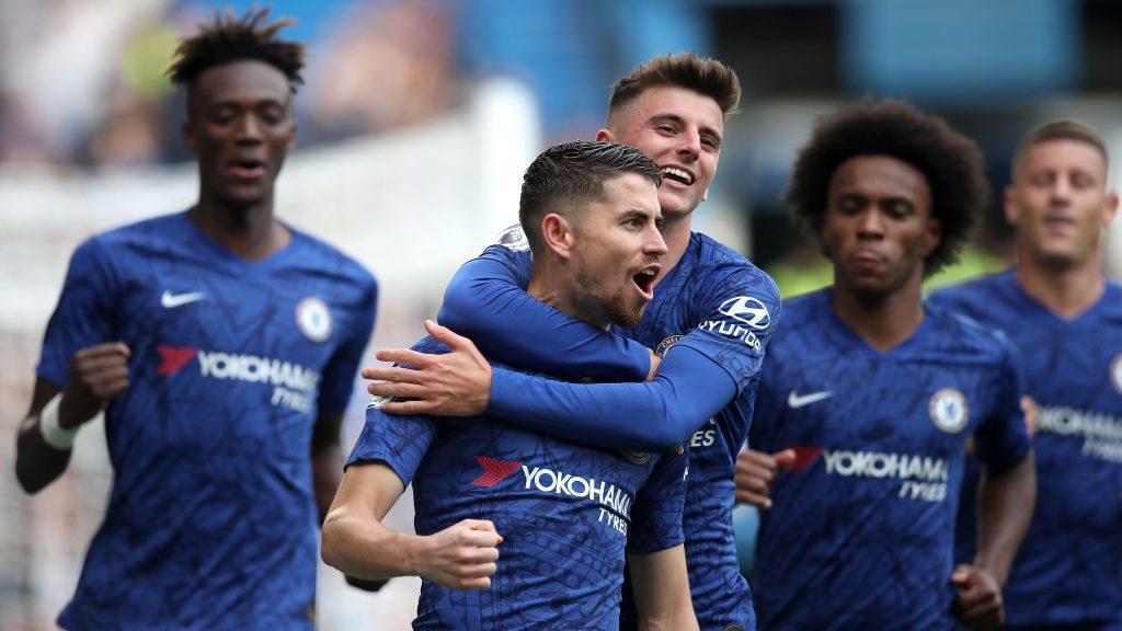 YokohamaTyres ChelseaFC Jorginho