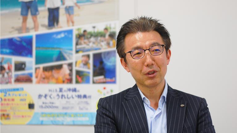 Atsushi Yamanobe HIS