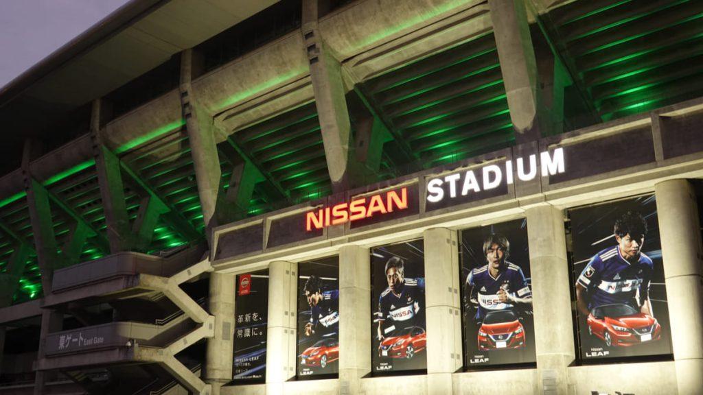 Yokohamafmarinos NissanStadium