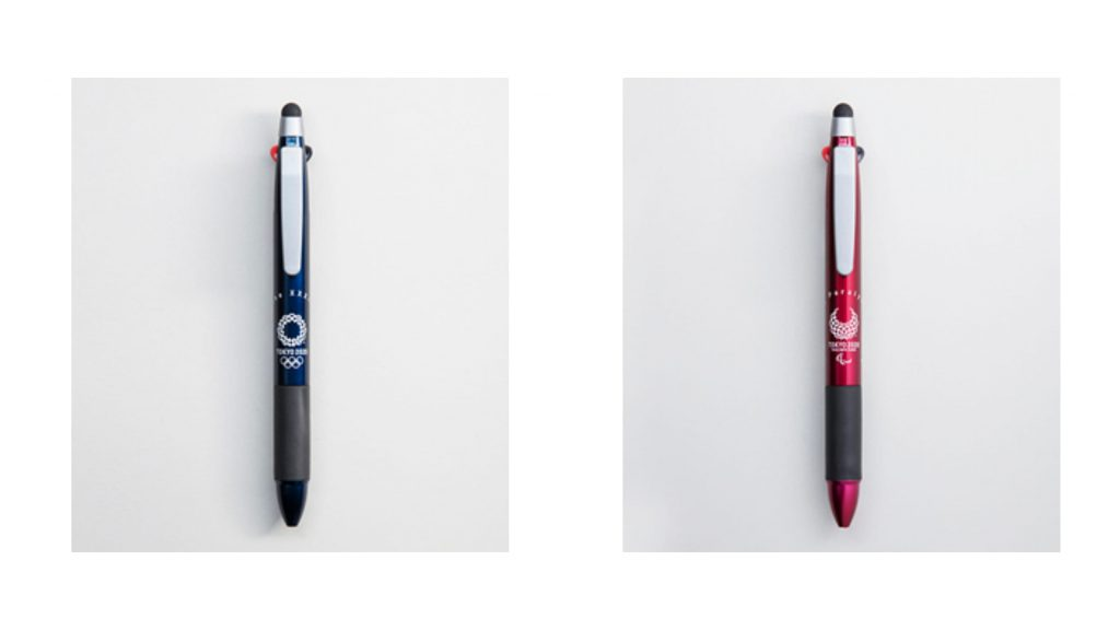 Ballpoint pen Olympic Paralympic Tokyo2020