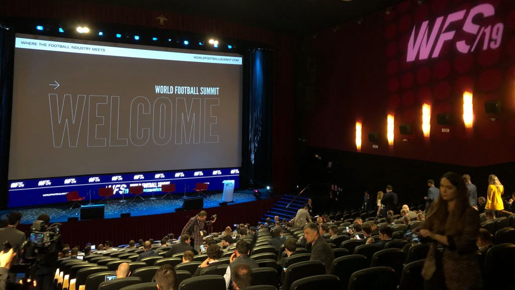 World Football Summit2019