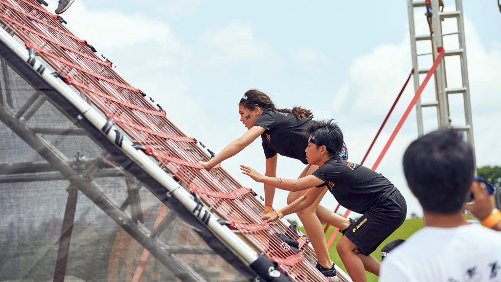 Spartan lace Kids lace