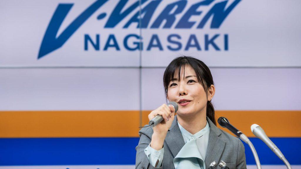 Haruna Takata V. Fahren Nagasaki President