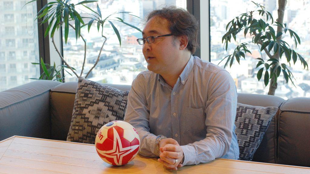 Satoshi Hamakawa SAMURAI Security CEO