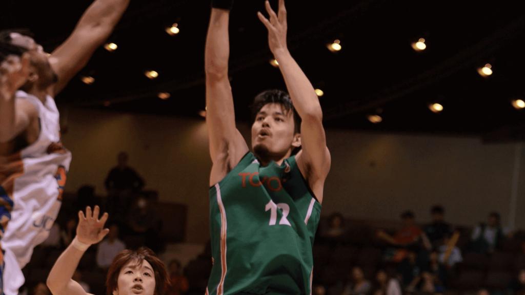 Active era Takuma Watanabe Basketball