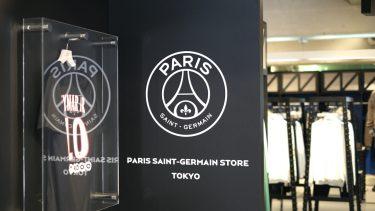 「スポーツウェアではなくファッションアイテムに」PSG STOREを手がけるベイクルーズが、スポーツ界で起こす革新