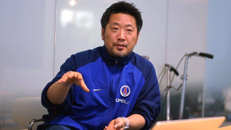 Masayoshi Komine