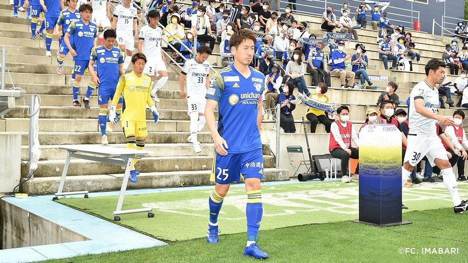 プロ契約と挫折、移籍、そして新型コロナ。FC今治キャプテン楠美圭史は、どのようにキャリアと向き合ってきたか